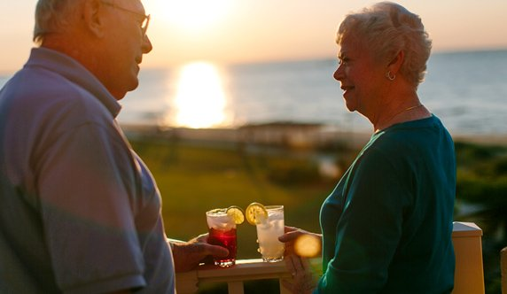 Picture A Carefree Retirement On The Chesapeake Bay.
