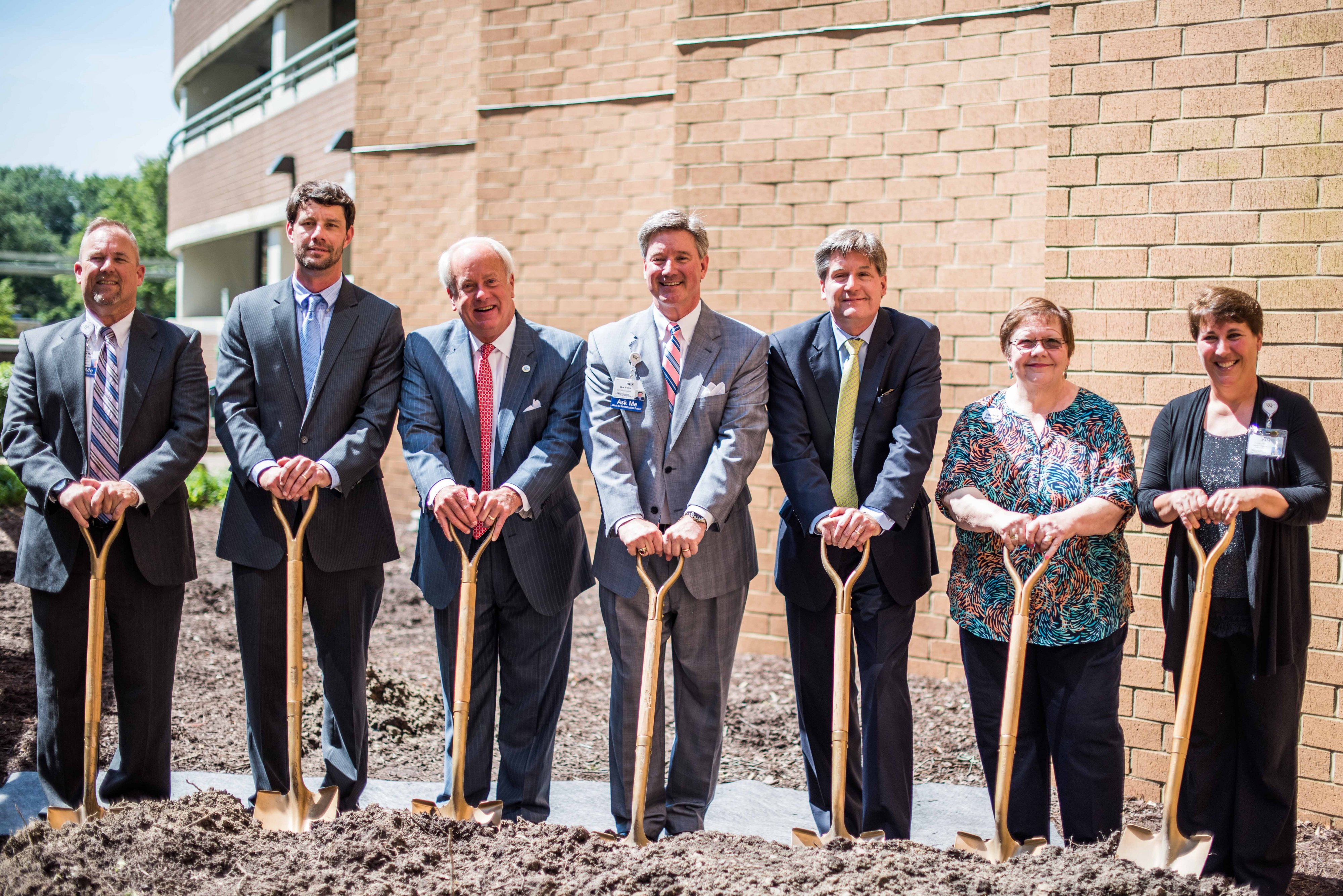 Wellness Studio Groundbreaking 6.1.17