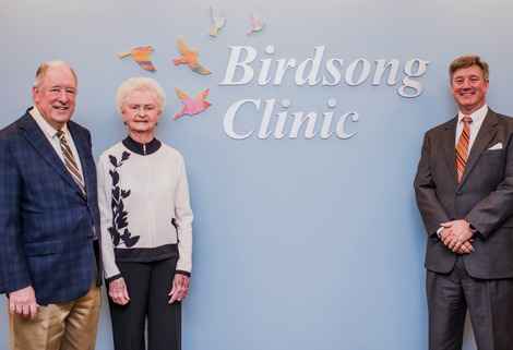 New Birdsong Clinic Now Open!